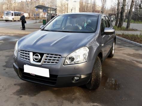 Nissan Qashqai (2008), фотография 1