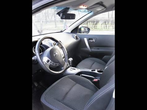 Nissan Qashqai (2008), фотография 3