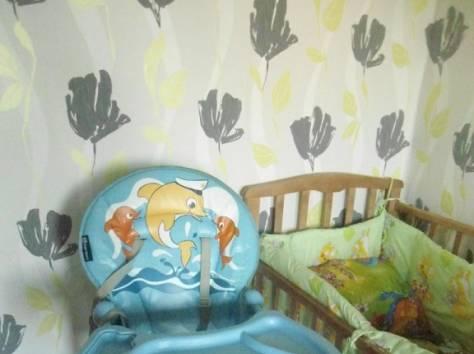кроватка,стульчик для кормления,много вещей!!!, фотография 1