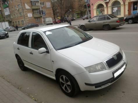 Skoda Fabia, 2001 г. 177 000 руб., фотография 1