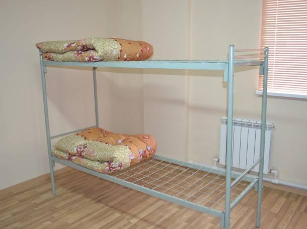 Металлические кровати для рабочих в Износках, фотография 2