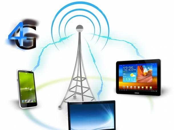 Безлимитный скоростной интернет 3G/LTE, фотография 1