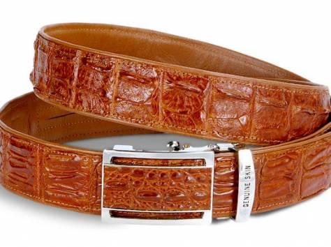 Изделия из кожи крокодила., фотография 3