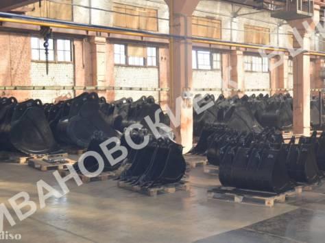 Ковши для экскаваторов-погрузчиков  шириной 300 мм , фотография 2