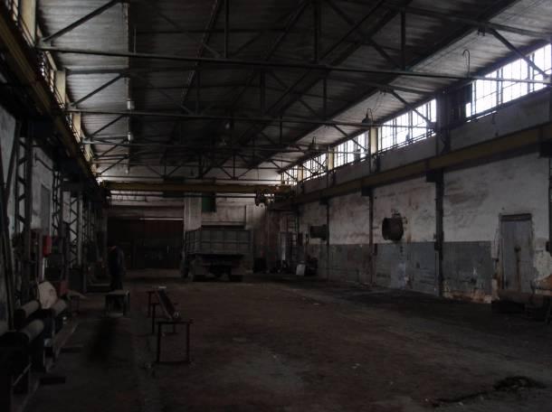 Производственная база в Крыму, пгт. Ленино, фотография 1