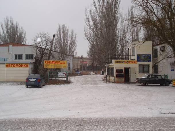 Производственная база в Крыму, пгт. Ленино, фотография 4