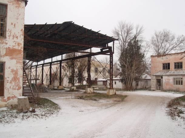 Производственная база в Крыму, пгт. Ленино, фотография 6