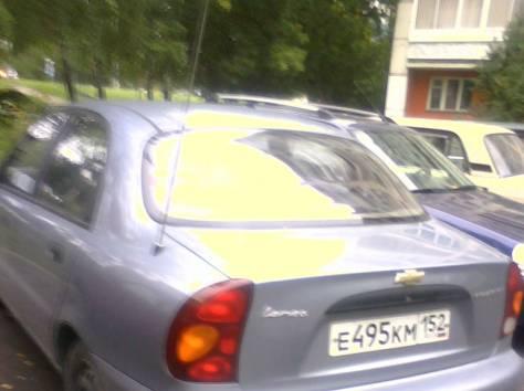 Chevrolet Lanos, фотография 1