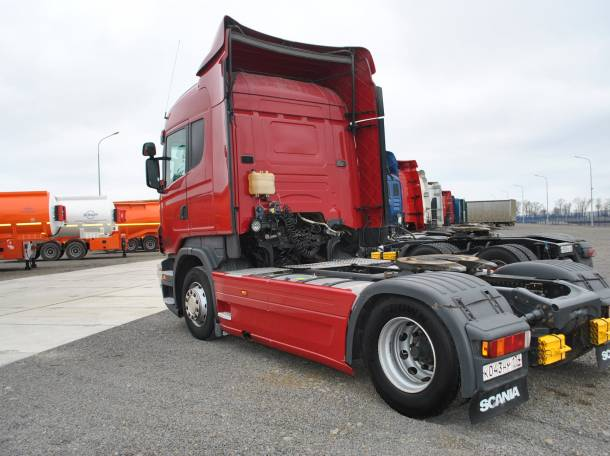 Седельный тягач Scania R420 2010 года, фотография 2