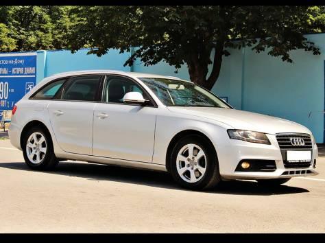 Audi A4 (2008), фотография 1