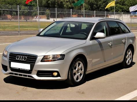 Audi A4 (2008), фотография 3