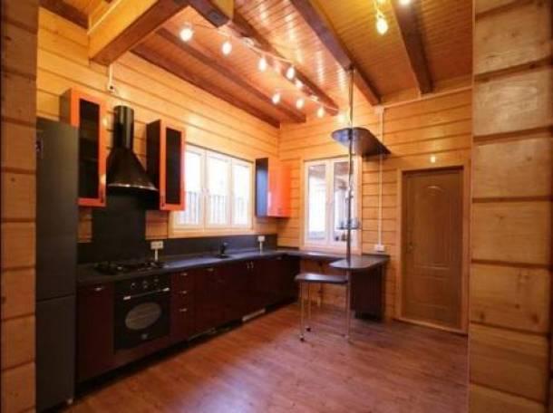 Внутренняя отделка кухни фото в частном доме