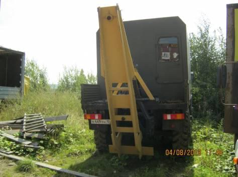 Продам автомобиль-эвакуатор УРАЛ-4320, фотография 6