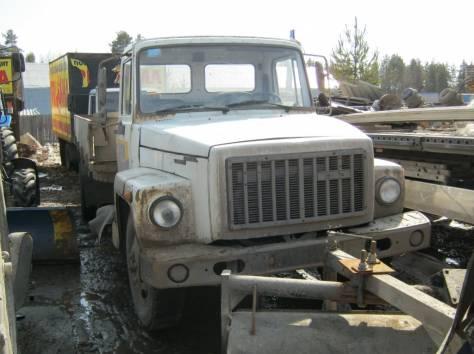 Продам грузовой автомобиль ГАЗ-3307 фургон (модель - 28181), фотография 1
