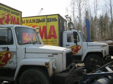 Продам грузовой автомобиль ГАЗ-3307 фургон (модель - 28181), фотография 2