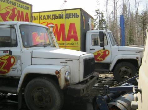 Продам грузовой автомобиль ГАЗ-3307 фургон (модель - 28181), фотография 4