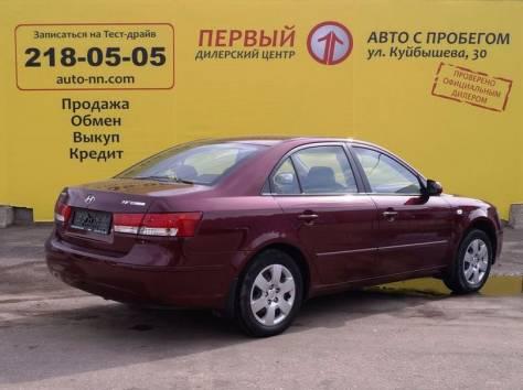 Hyundai Sonata 2009, фотография 3