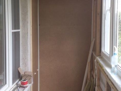 Обшивка и утепление балконов и лоджий в сочи строительные ус.