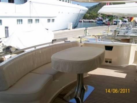 Яхта Astondoa 66 (Casual), 2001 года, фотография 5