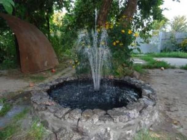 Видео как сделать фонтан своими руками в домашних условиях