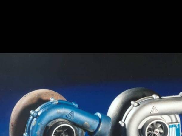 Турбокомпрессоры, новые и ремонт, фотография 1