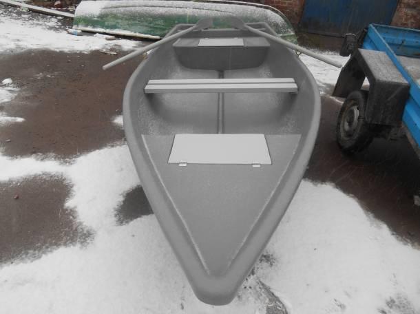 Продам новую лодку с рундуками от производителя, фотография 2