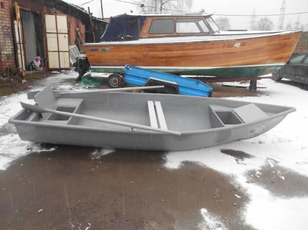 Продам новую лодку с рундуками от производителя, фотография 4