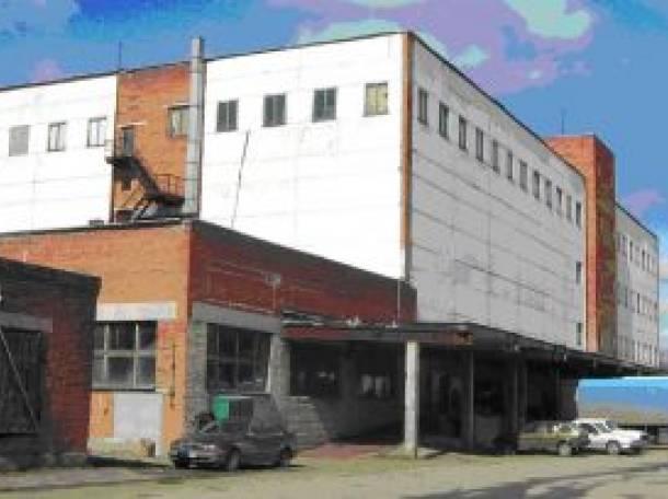Сдам в аренду складское помещение в Красногорске, , Ильинский Тупик д. 1, фотография 1