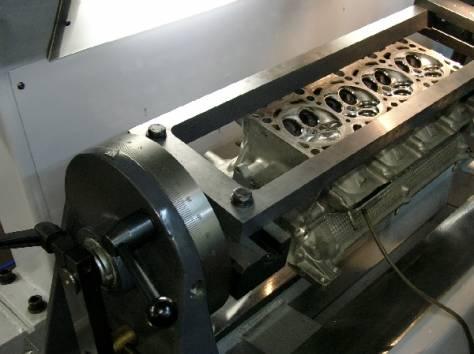 Комплексный ремонт головок блока цилиндров (включая грузовые), фотография 3