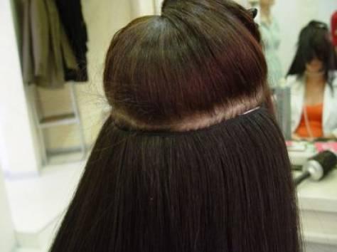 Наращивание волос в краснодаре цены