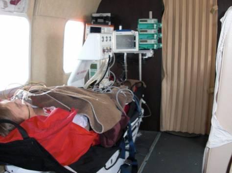 Аренда скорой помощи, перевозка лежачих больных и инвалидов, санитарные перевозки, фотография 5