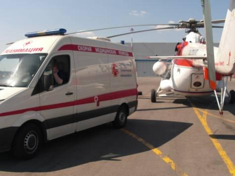 Аренда скорой помощи, перевозка лежачих больных и инвалидов, санитарные перевозки, фотография 2