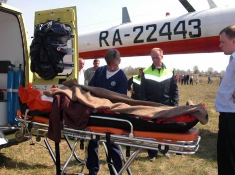 Аренда скорой помощи, перевозка лежачих больных и инвалидов, санитарные перевозки, фотография 4
