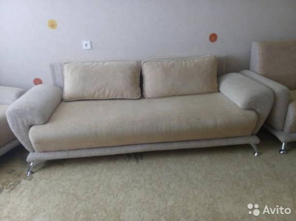 мягкий уголок диван еврокнижка 2 кресла диваны в берёзовском