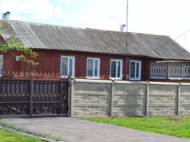 Продается дом пл. 90,6 кв.м с участком 25 соток, фотография 1