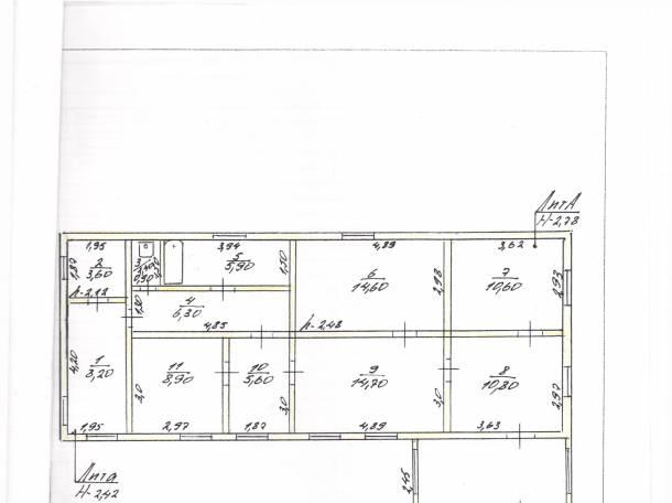 Продается дом пл. 90,6 кв.м с участком 25 соток, фотография 12
