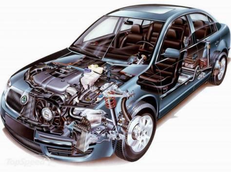 ремонт автомобилей, фотография 1