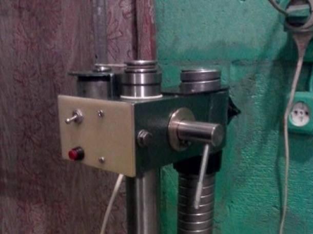 Станок для притирки седла клапана мультипликатора форсунки Common Rail и распылителей., фотография 2