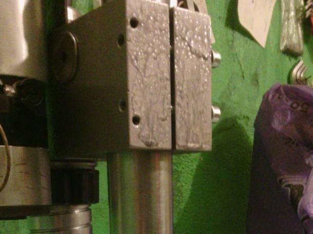 Станок для притирки седла клапана мультипликатора форсунки Common Rail и распылителей., фотография 3