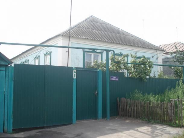 Продается кирпичный дом в г. Павловске 72 кв. м. с земельным участком 5,8 соток, фотография 1