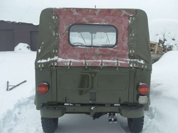 Продам ГАЗ 69М, фотография 2