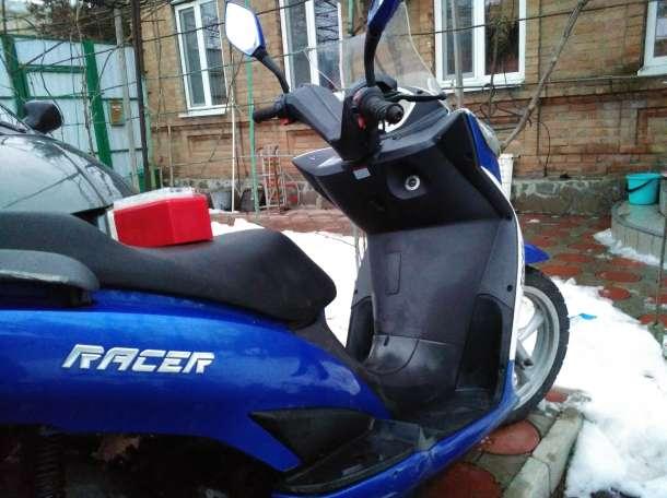 Продам скутер racer dragon, фотография 6