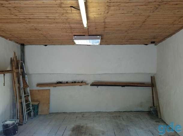 Продам гараж : Кимовск район 14 котельной(нефтебазы), фотография 1