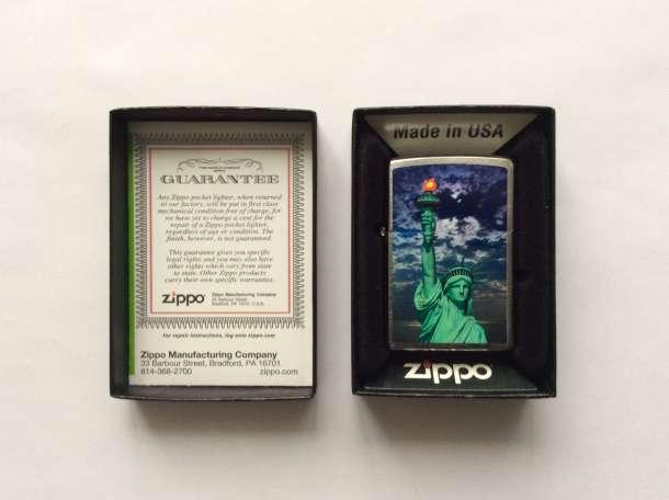 Зажигалка Zippo 3649 New York Statue, фотография 4