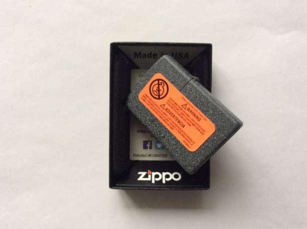Зажигалка Zippo 211 Ace Iron Stone, фотография 4