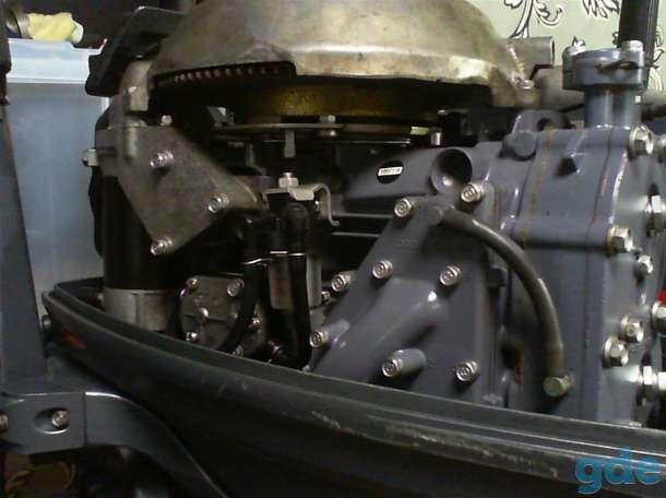подвесной лодочный мотор Yamaha 30, фотография 3