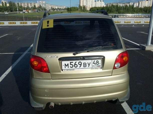 Daewoo Matiz 2005г.в., фотография 4