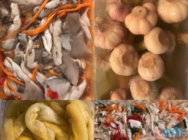 Корейские салаты и солёности, фотография 10