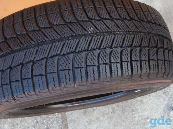 Шины зимние нешипованные Michelin X-ICE 215/55 R17, фотография 1