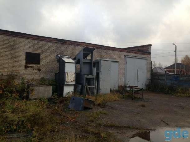 Коммерческая недвижимость, производственная база 800 кв. м. на участке 90 соток, фотография 4